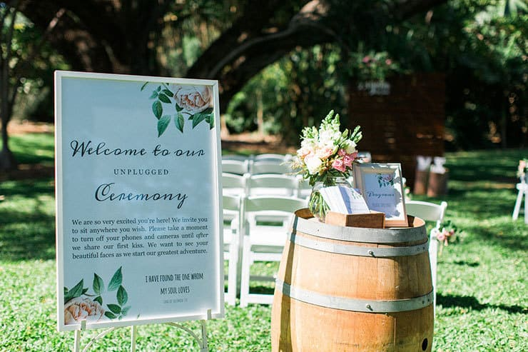 Vintage Inspired Garden Wedding | Ricky Ebel Photography