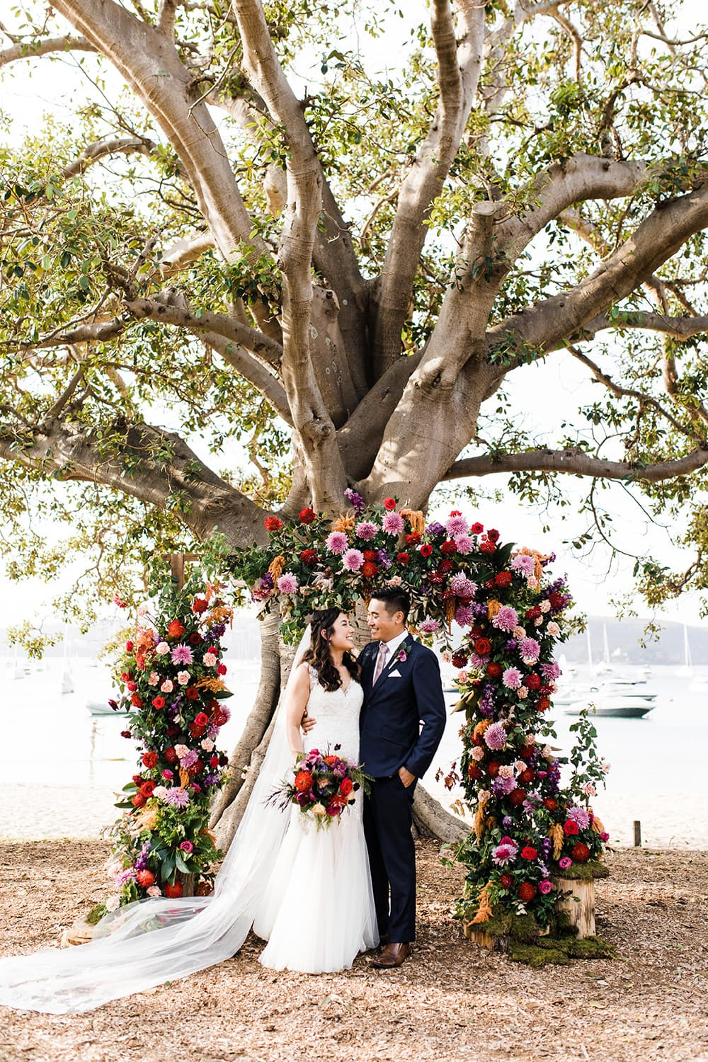 Visually Creative | Sydney Wedding Flowers & Styling