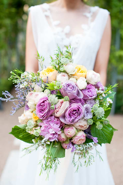 Sensational Bridal Bouquets | Liesl Cheney Photography