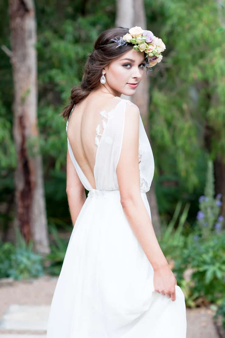 Watercolour-Garden-Wedding-Pastel-Bride