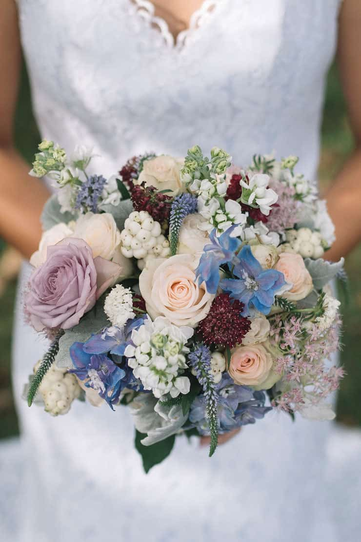 Sensational Bridal Bouquets | Barefoot & Bearded