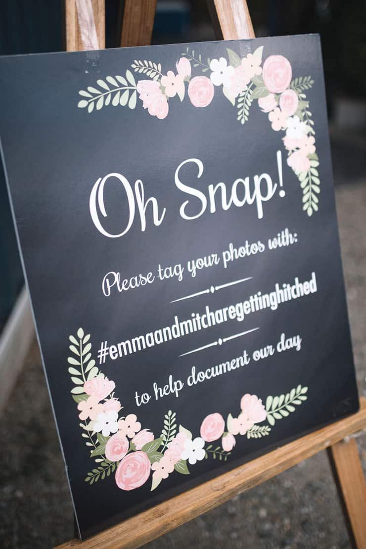A Waterfront Diy Surprise Wedding
