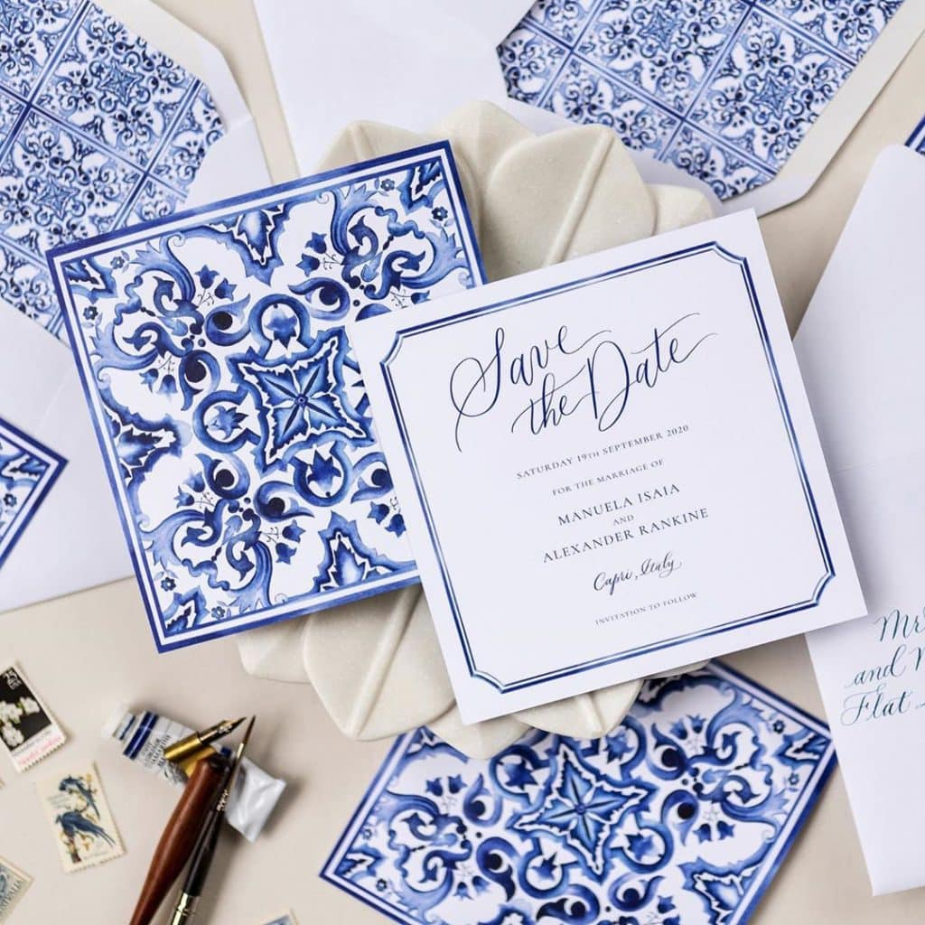 15 Ways to Choose Your Wedding Date | Stationery: Lemontree Paper Co.