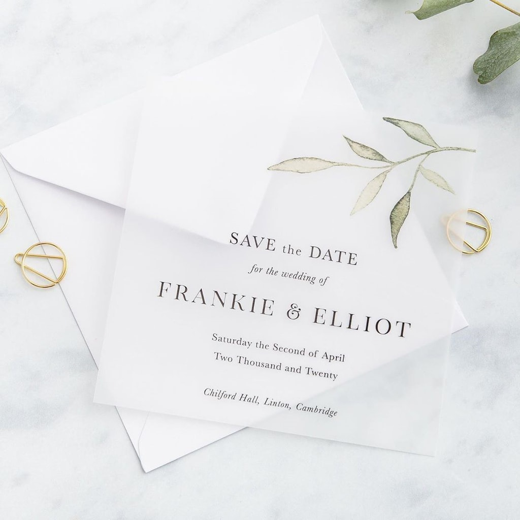 15 Ways to Choose Your Wedding Date   Stationery: Twine and Bow