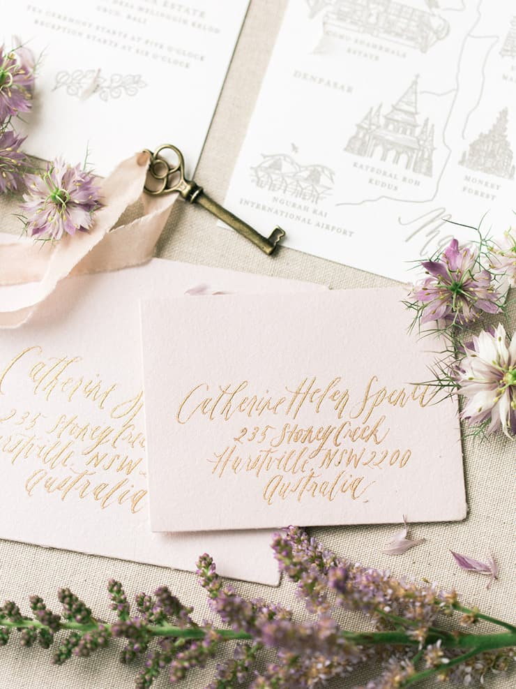 Wedding Invitation Tips | We Are Origami