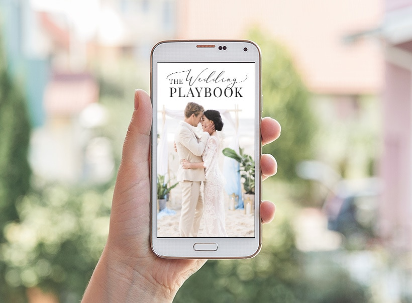 Australian Wedding Blog & Online Magazine | The Wedding Playbook