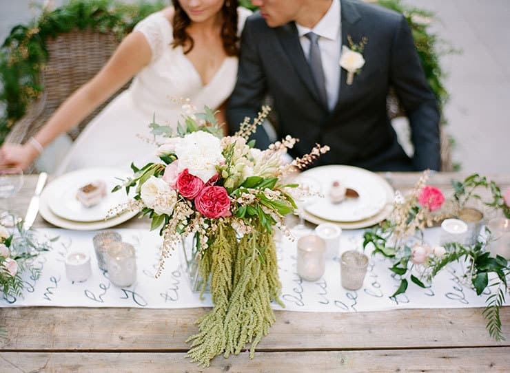 Timeless Romance Wedding Inspiration