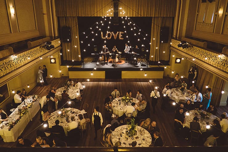 Wedding Reception Ideas Wow Your Guests Vintage City Hall