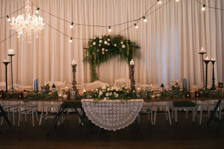 Wedding Reception Ideas Wow Your Guests Waterside Rustic Styling