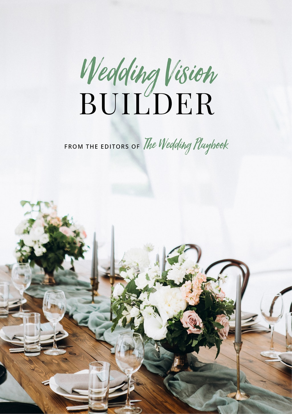 Wedding Vision Builder Cover