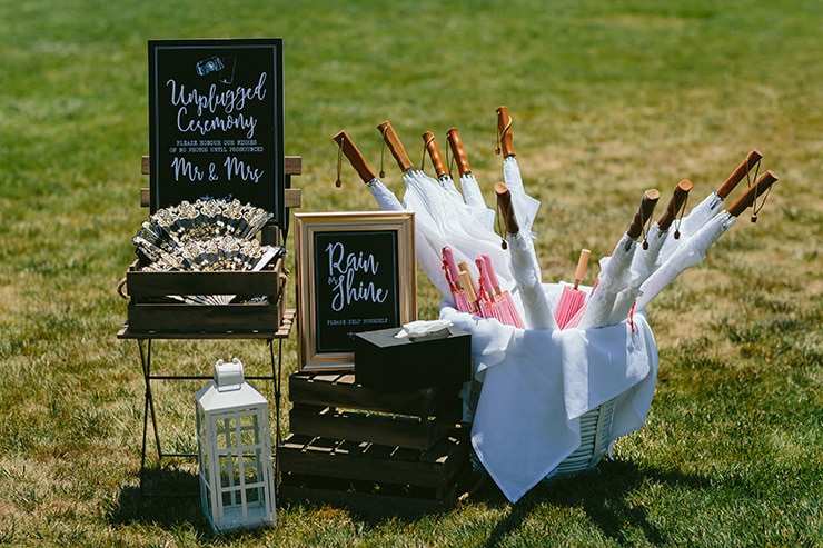 Whimsical Rustic Wedding | David Campbell Imagery