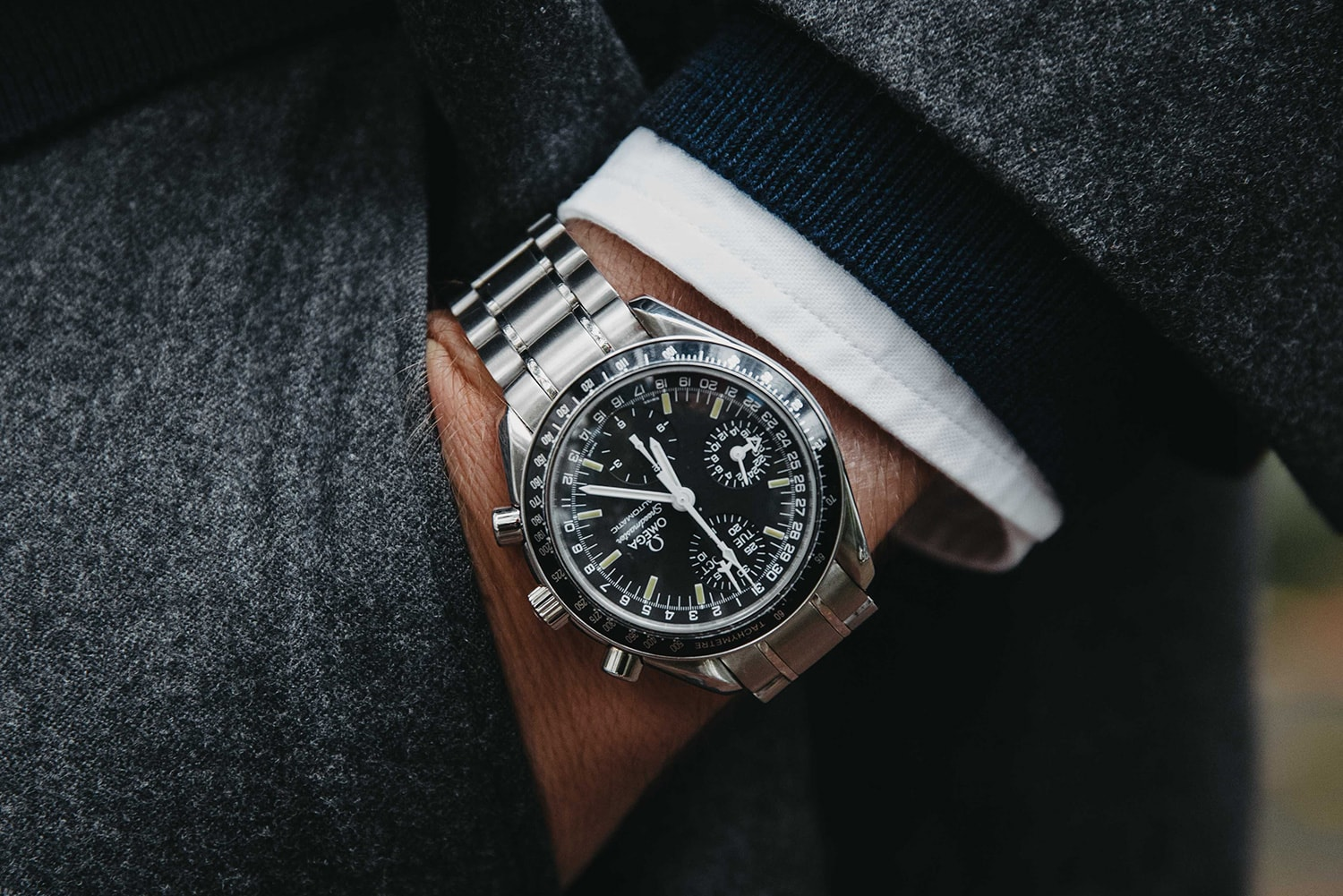 Why a Watch is the Perfect Groom's Gift on Your Wedding Day with Chrono24