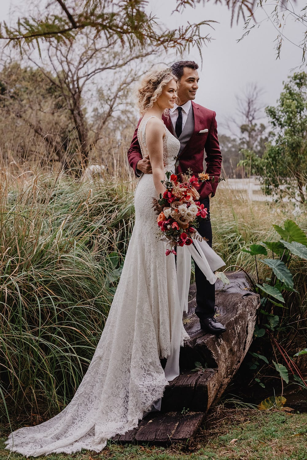 Wildly Romantic Barn Wedding Inspiration | Photography: Anna Pretorius Photography