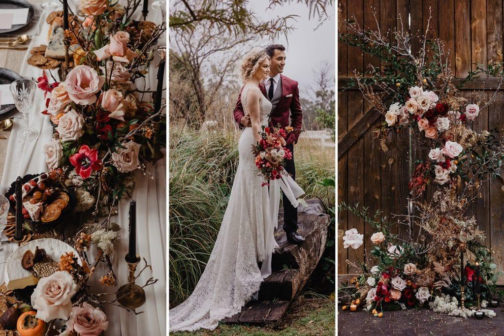 Wildly Romantic Barn Wedding Inspiration | Photography: Anna Pretorius Photography