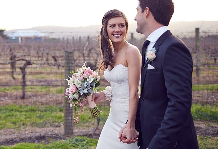 Winter-Barn-Wedding-Bride-Groom-Portrait-2